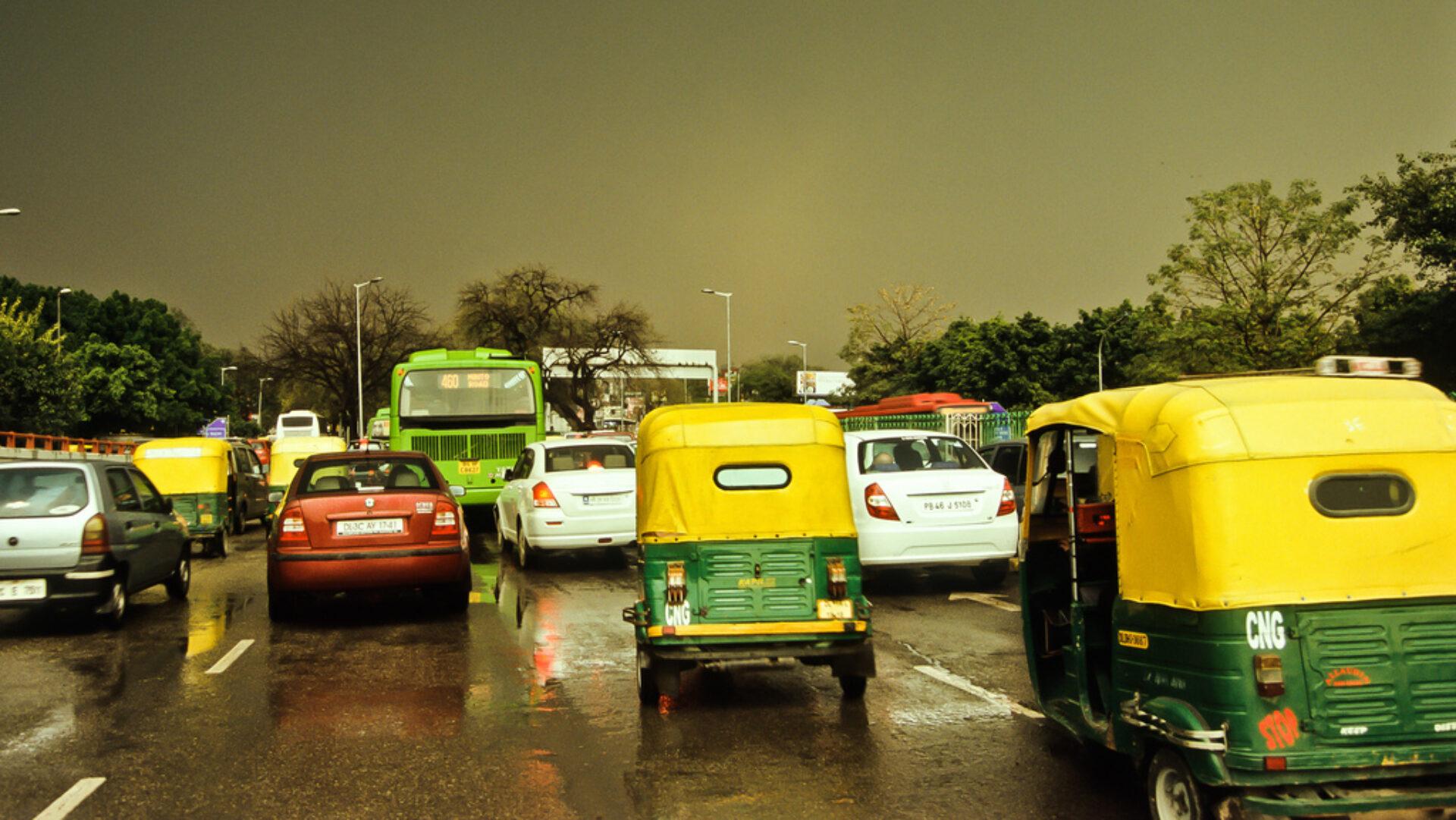 Brudstykker af det moderne Indien